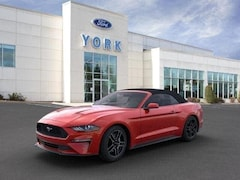2020 Ford Mustang Ecoboost Convertible near Boston