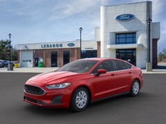 New 2020 Ford Fusion S Sedan for sale in Lebanon, NH