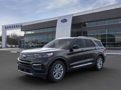 2020 Ford Explorer Limited SUV 203314 in Waterford, MI