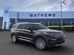 2020 Ford Explorer Limited SUV 1FMSK7FH2LGA78991