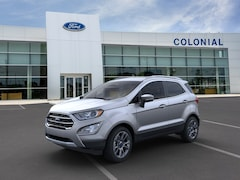 2020 Ford EcoSport Titanium 4WD Sport Utility
