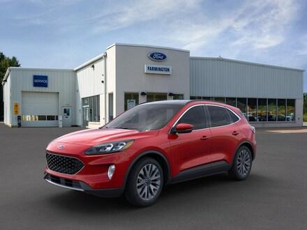 2021 Ford Escape Titanium WAGON