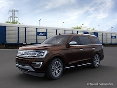 New 2021 Ford Expedition Platinum SUV in Holly, MI