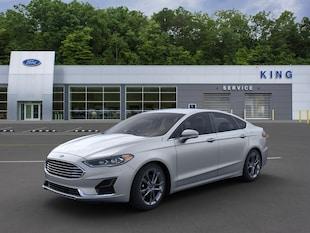 2020 Ford Fusion SEL Sedan 3FA6P0CD3LR222580