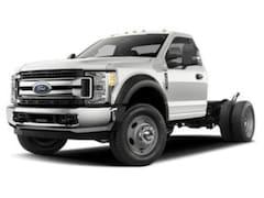 2019 Ford F-550 Chassis F550 4X2 REG C/C DRW Truck