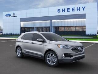 New 2020 Ford Edge SEL SUV in Warrenton, VA