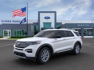 2021 Ford Explorer Limitd 4WD SUV