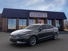 New 2020 Ford Fusion SEL Sedan in Great Bend near Russell