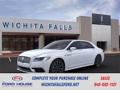 New 2020 Lincoln Continental Reserve Sedan in Wichita Falls, TX