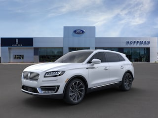 New 2019 Lincoln Nautilus Reserve SUV KBL51723 in East Hartford, CT