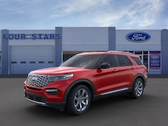 New 2020 Ford Explorer Platinum SUV For Sale in Jacksboro, TX