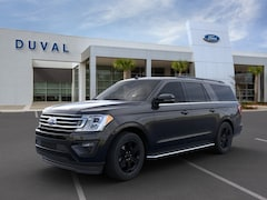 2020 Ford Expedition Max XLT SUV for sale in Jacksonville at Duval Ford