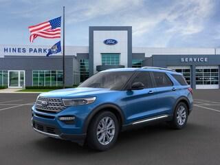 2020 Ford Explorer Limitd 4WD SUV