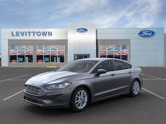 New 2020 Ford Fusion SE Sedan 3FA6P0HD5LR158406 in Long Island