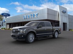 2020 Ford F-150 Limited Super Crew