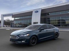 New 2020 Ford Fusion SE Sedan 202667 Waterford MI