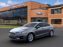New 2019 Ford Fusion SE Sedan for sale in Livonia, MI