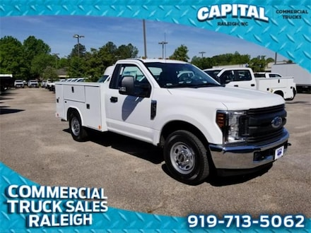 2019 Ford F-250SD 8FT Service Body Truck