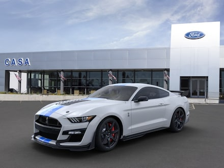 Featured New 2020 Ford Mustang Shelby GT500 Coupe for Sale in El Paso, TX