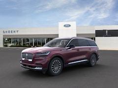 New 2020 Lincoln Aviator Reserve SUV for sale in Springfield, VA