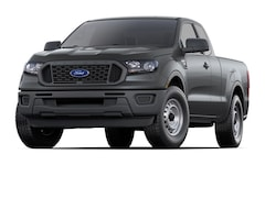 2021 Ford Ranger XL 2WD Supercab 6 BOX Truck SuperCab