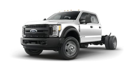 2017 Ford F-550 Chassis XL XL 2WD Crew Cab 203 WB 84 CA