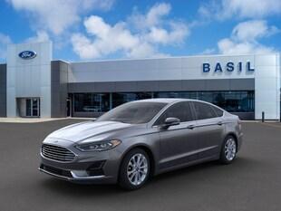 2020 Ford Fusion Hybrid SEL Sedan