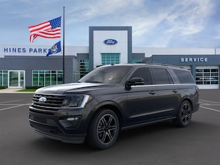 2020 Ford Expedition MAX MAX LTD 4W SUV