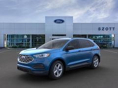 New 2020 Ford Edge SE SUV 2FMPK4G92LBA07700 in Holly, MI