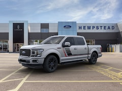 New 2020 Ford F-150 Lariat Truck SuperCrew Cab 31812 for sale in Hempstead, NY at Hempstead Ford Lincoln
