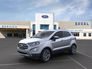2020 Ford EcoSport Titanium Titanium 4WD