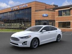 New 2020 Ford Fusion Hybrid Titanium Sedan for sale in Livonia, MI