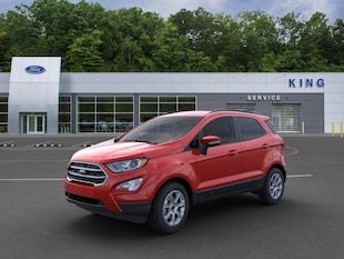 2020 Ford EcoSport SE Crossover MAJ6S3GL6LC327503