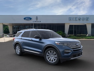 2020 Ford Explorer Limited Rear Wheel Drive SUV