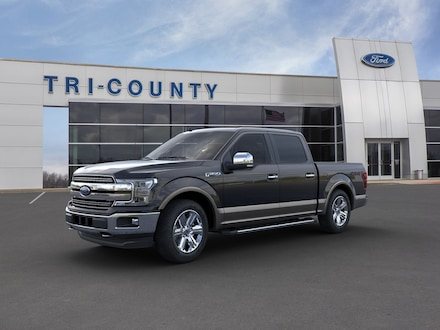 New 2020 Ford F-150 Lariat SuperCrew Radcliff, Kentucky