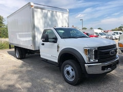2019 Ford F-550 XL Dry Freight Box Commercial-truck