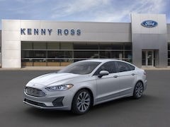 New 2020 Ford Fusion SE Sedan in Pulaski, NY