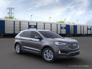2020 Ford Edge SEL Front-Wheel Drive (F Crossover