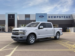 New 2019 Ford F-150 King Ranch Truck SuperCrew Cab 30064 for sale in Hempstead, NY at Hempstead Ford Lincoln