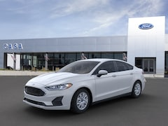 New 2020 Ford Fusion S Sedan 200045 in El Paso, TX