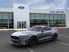 2020 Ford Mustang 21 Car