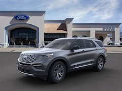 New 2020 Ford Explorer Platinum SUV for sale in El Paso, TX
