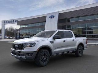 2020 Ford Ranger XLT XLT 4WD SuperCrew 5 Box 201475