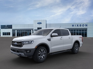 2020 Ford Ranger Lariat Truck SuperCrew All-Wheel Drive
