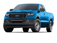 2021 Ford Ranger XL 2WD Supercab 6 BOX Truck SuperCab