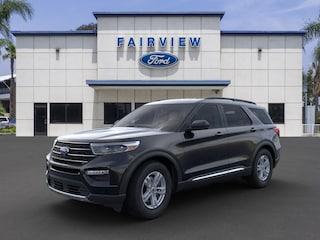 New 2020 Ford Explorer XLT SUV 1FMSK7DH2LGB93884 For sale near Fontana, CA