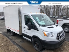 New 2019 Ford Transit-350 Cab Chassis Base Cab/Chassis in Auburn, MA