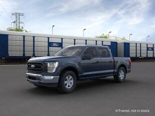 2021 Ford F-150 XL Truck Crew Cab