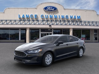New 2020 Ford Fusion S Sedan 200408 for Sale in Knoxville, TN