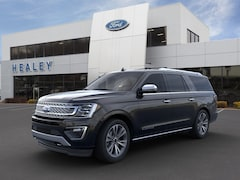 2020 Ford Expedition Max Platinum 4X4 SUV